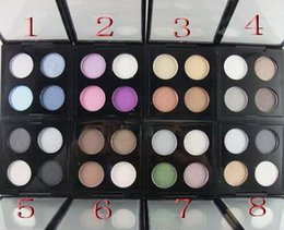 Wholesale New Pro Colour X4 Compact EyeShadow Square Colors Eyeshadow Palette Have Different Color Choose g