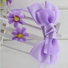 hot sale 4.2inch Grosgrain Ribbon Boutique Baby Girls Hair Bow With Ribbon Hairbands Hair Accessories 30pcs,9 Colors