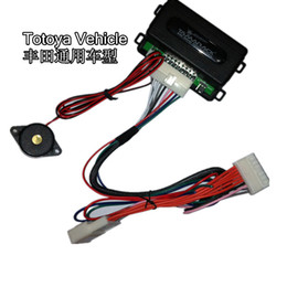 Wholesale Toyota universal rearview mirror folder Car rearview mirror automatic folder lock car flameout automatic folding For Toyota