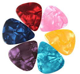 Wholesale Celluloid Thin Guitar Picks Parts Accessories mm Stringed Instruments
