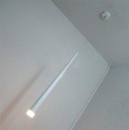 Wholesale Creative Asparagus Pendant Light Nordic White Black Chandelier Suspension IKEA Pedant Lamp Office Light Fixture