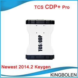 Wholesale TCS CDP cdp plus keygen software with Keygen for cars trucks generics New delphi model DS150 DS R2 DHL