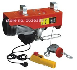 Wholesale V50HZ kg KG M MINI lifting hoist electric wire rope hoist