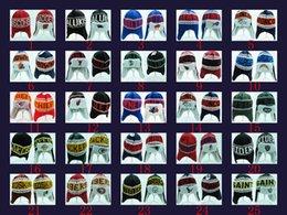 Wholesale Hot New winter hats beanies skull cap baseball hat men sports caps fashion styles ear cover women men caps adjustable snapbacks
