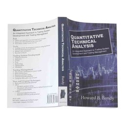 Wholesale New Quantitative Technical Analysis An integrated approach to trading system development and trading management Books DHL
