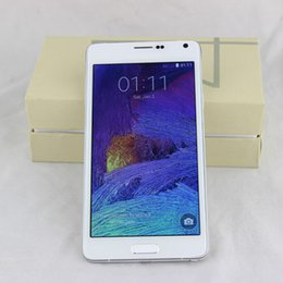 Wholesale 2015 New inch Note G LTE Show N910C MTK6582 Quad Core Android MP GB RAM GB ROM Unlocked Cell Phone Smartphone DHL Free