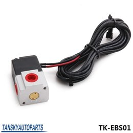 Wholesale TANSKY auto turbo kit ports Electronics Boost Solenoid turbo electronic controller boost Boost Controller TK EBS01