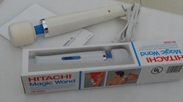 Wholesale Best quality Hitachi Full Body Massager HV R V Hitachi Magic Wand Massager AV Vibrator Massager