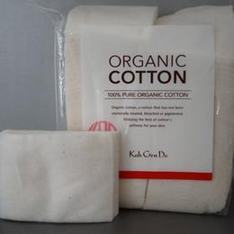 E CIG Coussinets de coton originaux Koh Gen Do 100% coton écru biologique en coton Vape mèche pour DIY Ecig RDA Attys Wicking 80Sheets / Bag à partir de e japanese fabricateur