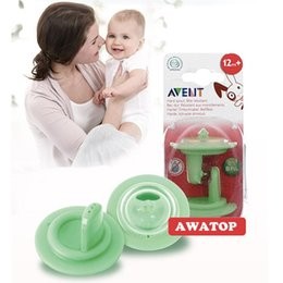 Wholesale avent baby bottle hard spout for m Green for Toddlers and also fits for Avent Classic bottle A5