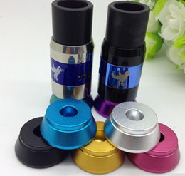 atomizer stand for protank 2 protank3 subtank mini atlantis nautilus vivi nova rda rba colorful metal rda ecig atomizer display base stand