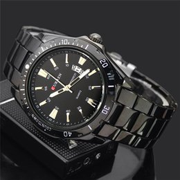 Wholesale 2015 Hot Sale Special Men s Offer Limited Edition Men s Auto Date Watches Trade Selling Curren Karui En Brand Steel Quartz Watch