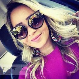 FG1511 Womens Ladies Cat Eye Sunglasses Retro Classic Designer Vintage Fashion Shades