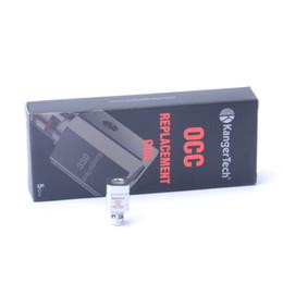 Original Kanger Subtank OCC Coil 0.5ohm 1.2ohm Available