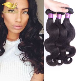 Natural color Malaysian body wave double weft hair extension can be dyed Brazialian Mongolian Peruvian Indian hair weaves 100% human hair