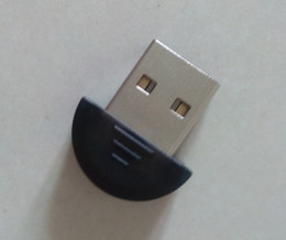 Wholesale Free drive USB Bluetooth adapter supports high speed stability win7 computer chip CSR Bluetooth receiver transmission