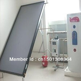 Wholesale High quality with best price of split pressurized solar water heater system manufacturer in China