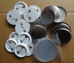 Wholesale Good Quality Fashion Free Freight Set mm Pin Back Metal Supply Materials for Professional All Steel Badge Maker Pinback Button