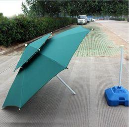 Wholesale Beach umbrella outdoor portable advertising umbrella DIY sunshade tent