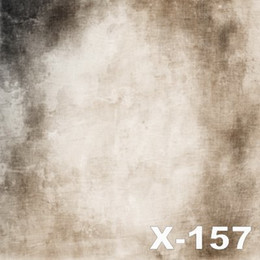 125X150cm light grey photography backdrop for wedding photos muslin computer printed digital cloth photography background vinyl backdrops