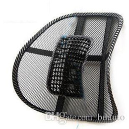 Auto fournitures rembourrage soutien lombaire chaise de bureau de coussin de massage de massage lombaire oreiller soutien tournure à partir de oreillers de soutien lombaire fabricateur