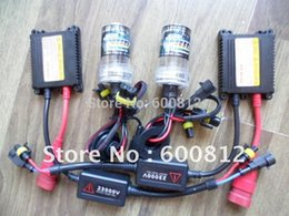 Wholesale Automobil Xenon HID Conversion Kit W K HID Xenon Kit Slim ballast Bulb lamp for KIA Auto