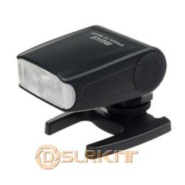 Meike flash de la cámara en Línea-MeiKe MK320 MK-320 TTL Speedlite Mini Flash Para Panasonic Olympus Cámara Speedlite cámara Speedlite Flash