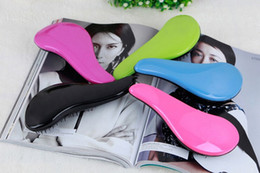 Wholesale Magic Detangling Handle Tangle Shower Hair Brush Comb Salon Styling Tamer Tool Includes retail packaging a834