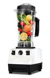 Wholesale BPA free HP rpm W L heavy duty powerful commercial blender mixer juicer blender food processor for home bar A3