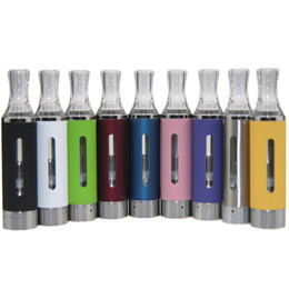 Wholesale MT3 Atomizer rebuildable bottom coil Clearomizer tank for EVOD battery EVOD MT3 kit Multi color Atomizer