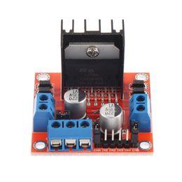 Wholesale 1Pc Dual H Bridge DC Stepper Motor Drive Controller Board Module L298N Hot Worldwide PromotionHot New Arrival