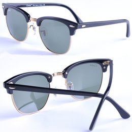 Wholesale 2015 new arrival carfia mm high quality plank frame sunglasses men women sun glasses brand designer with original box freeshipping