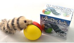Wholesale Strange new electric water nutria beaver balls amphibious Swim head the ball EMS A