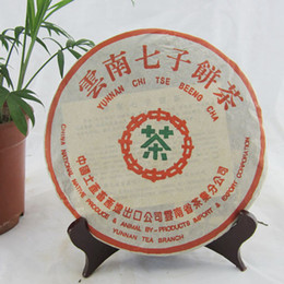 Promotion 10 years old Top grade Chinese yunnan original Puer Tea 357g health care tea ripe pu er puerh tea Pu'er + Secret Gift