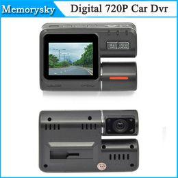 Wholesale I1000 Car DVR Recorder Video Registrator Car HD Mini DVR Novatek Camera Auto Night Vision Camara Coach Dash Camera I1000 Car DVR