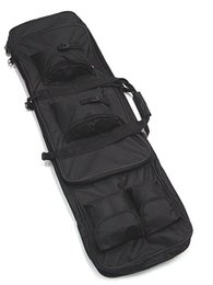 100cm Dual Tactical Rifle Sniper Carrying Case Gun Bag