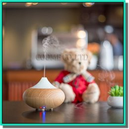 Wholesale 2015 hot selling home decor essential oils diffusers Air humidifiers with cool design for gift and home useing DHL free