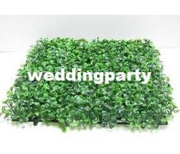 Wholesale 200pcs artificial turf Artificial plastic boxwood grass mat cm cm