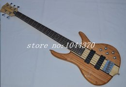 New Beautiful Luxury 5 strings bass smith electric guitar in stock