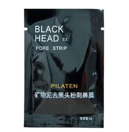 5,000Pcs lot PILATEN Face Care Facial Minerals Conk Nose Blackhead Remover Mask Pore Cleanser Deep Cleansing Black Head EX Pore Strip