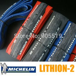 MICHELIN LITHION-2 700*23C road bike Road Cycling Folding tire bicycle tyres bike tires Free Shipping TR017