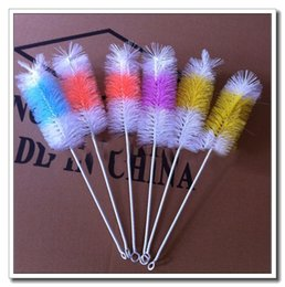 27cm water pipes cleaning brush glass tube brush cleaning tools for glass bong smoking accessories water pipes