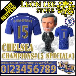 Wholesale Cheap Premier League Chelsea champions golden Soccer Jersey kit HAZARD GRIEZMANN football coach star dolls Mourinho