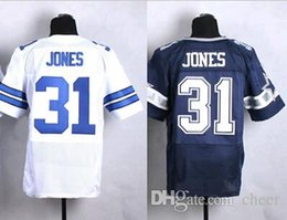 Wholesale 2015 New Draft Jerseys Men s Cowboys Byron Jones Elite American Football Jersey Embroidery Name and Logo Allow Mix Order