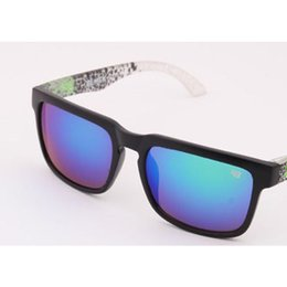 Wholesale-33 color Free Shipping brand new color helm ken block Sunglasses Sun glasses Men lentes de sol Sports oculos de sol Original