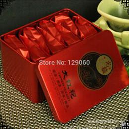 Wholesale 56g Top grade Chinese Da Hong Pao Big Red Robe Oolong Tea the original gift Tea Oolong China Healthy Care Dahongpao Tea