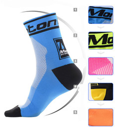 Wholesale 2015 New Unisex Cycling Socks High elasticity outdoor Sports Wearproof Socks Deodorization Breathable For Color Optional New Monton Socks