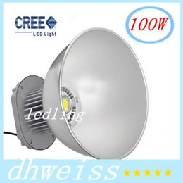 led 100W LED High Bay Light 85-265V Industrial LED Lamp 45 Degree LED Lights High Bay Lighting 10000LM for Factory Workshop Approval