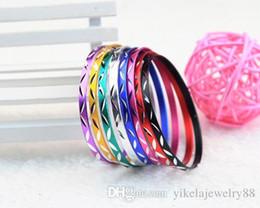 Wholesale The leaves hand cut fake diamond bracelet Aluminum plating color bracelets women s jewelry