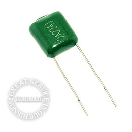 Wholesale spacing A224J V UF NF polyester capacitors
